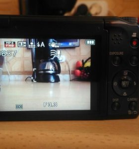 Фотоаппарат Panasonic Lumix ; модель DMC-TZ55