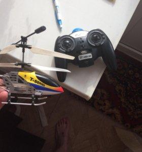 Вертолетик на радиоуправлении