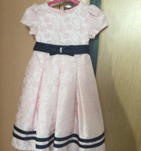 Платье Rodeng, на 5-6 лет. Нарядное