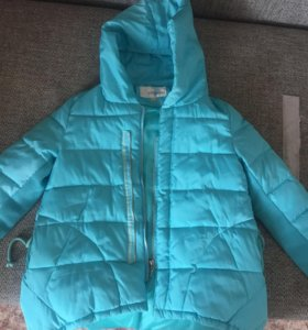 Куртка для девочки весна 12-14 лет