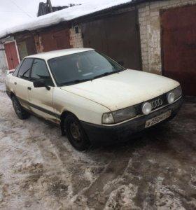 Ауди 80 b3 1987г.в.
