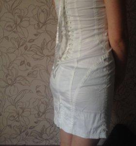 Летнее платье хб