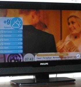 """Телевизор philips 26"""" (LCD)"""