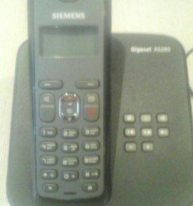 Радиотелефон б/у. Рабочий.