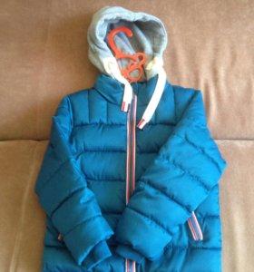 Детская куртка демис. 104
