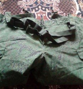 Зимние штаны 54-3 размер