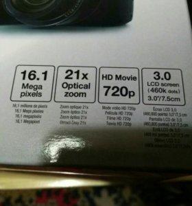 Продается фотоаппарат Sony Cyber shot DSC-H100