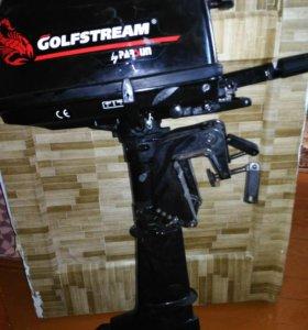 Продам мотор Golfstrim 5 л.с.