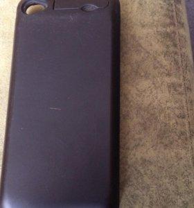 Чехол-аккумулятор для айфон 4/4s