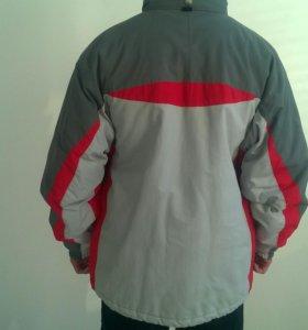 Куртка Columbia мужская 48-50размер теплая