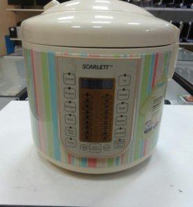 Мультиварка Scarlett SC-MC410S04, 30 режимов, 5л