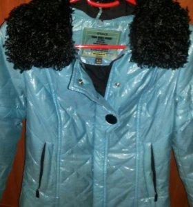 Куртка 44-46 весна-осень.