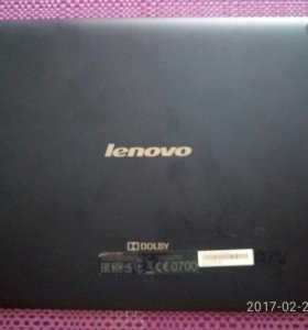 "LENOVO A7600 10"" сим карта."