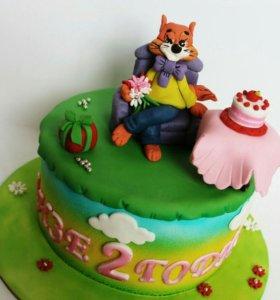 Торт для ребенка.
