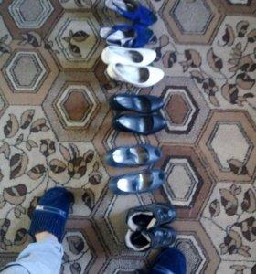 Туфли босножки