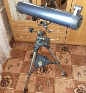 Телескоп ASTRO MASTER CELESTRON AM76EQ