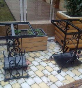 Столы для сада