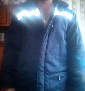 Новая рабочая куртка