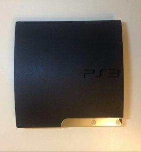 PlayStation 3 прошитая + 2 геймпада. Супер отпад!)