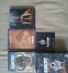 Коллекционное издание Far cry primal