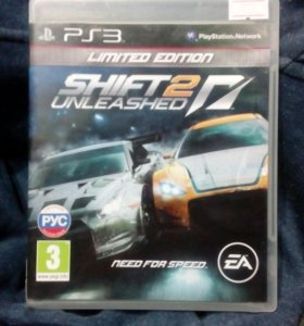 Need for Speed: Shift 2: Unleashed (PS3)