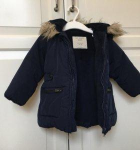 Куртка Zara baby/kids