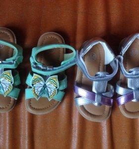 НОВЫЕ сандалики из Германии