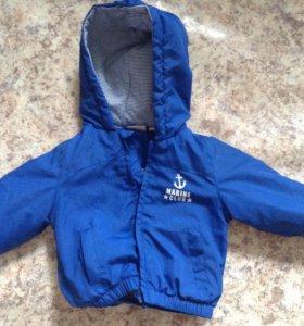 Куртка на ребёнка 74 см