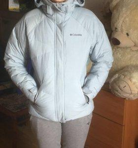 Куртка зимняя Columbia оригинал
