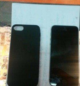 iPhone 5s 32 гигабайта