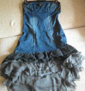 Новое платье на 46 размер