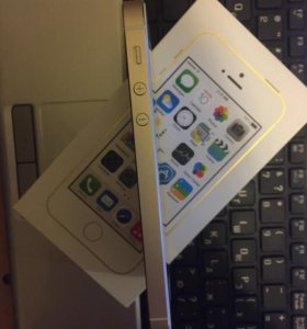 iPhone 5S, 32GB, как новый