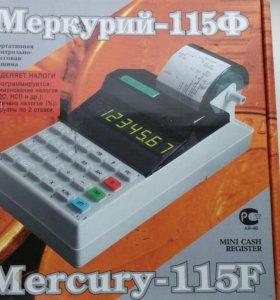 "Кассовый аппарат ""Меркурий-115Ф"""