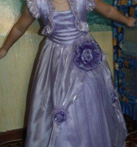 Шикарное платье для принцессы