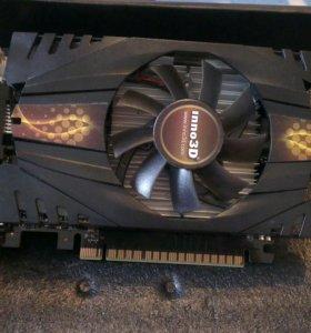 Видеокарта Inno3D GeForce GTX 750 N750-1SDV-D5CW
