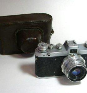 Заря.Дальномерный фотоаппарат СССР