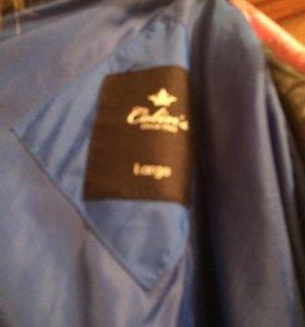 Куртка колинз на пуху