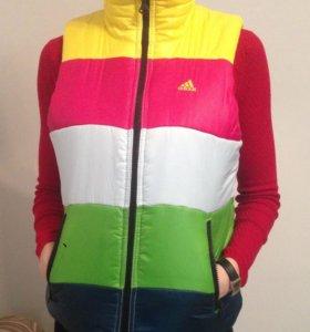 Спортивная жилетка, Adidas