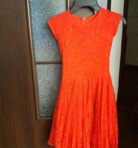 Платье для бальных танцев(рейтинговое)