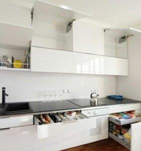 Кухня Акриловый пластик