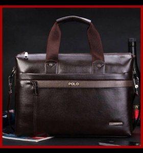 Мужская сумка Polo - Новая