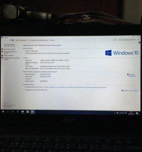 Ноутбук acer aspire 3750G