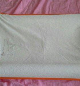 матрас для пеленания с накидкой