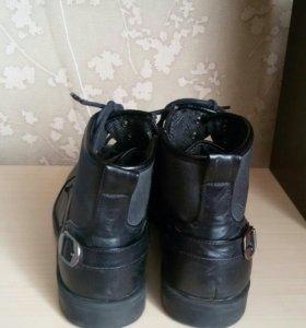 Ботинки мужские весенние