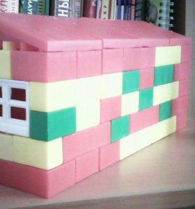Детский конструктор бэби-блок