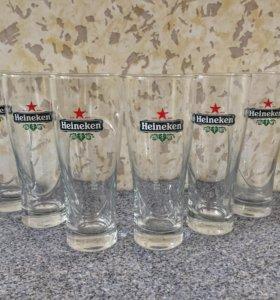 Пивные стаканы, пивные кружки