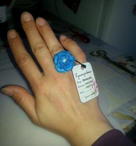 Кольцо , ручной работы