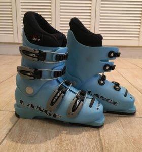 Б/у ботинки горнолыжные Lange Comp 60 Team