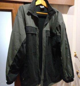 Спортивная куртка+желетка Reebok