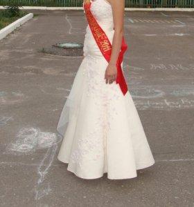 Свадебное и вечернее платья